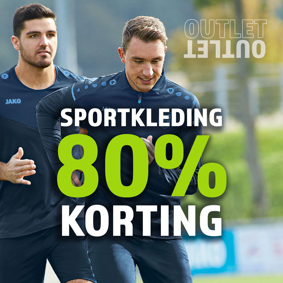 Sportkleding outlet